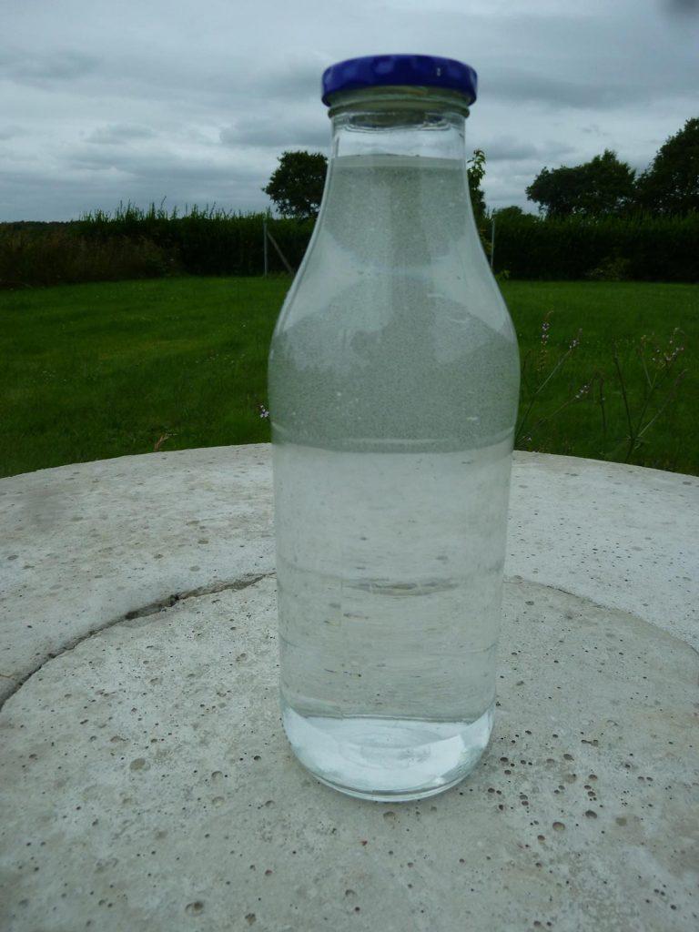 eau potable après installation de deferrisation biologique